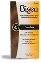 Bigen Permanent Powder 45: Chocolate