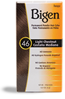 Bigen Permanent Powder 46: Light Chestnut