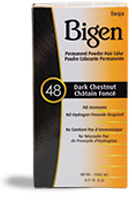 Bigen Permanent Powder 48: Dark Chestnut
